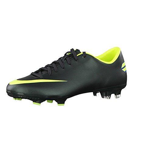 Nike Mercurial Victory III - Zapatillas de fútbol para terreno duro, Verde (verde), 39 EU