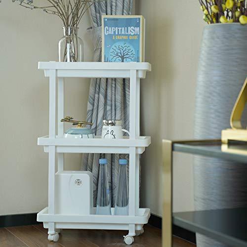 YOHKOH 6 Wire Shelving Steel Storage Rack Adjustable Unit Shelves for Laundry Bathroom Kitchen Pantry Closet 16.6