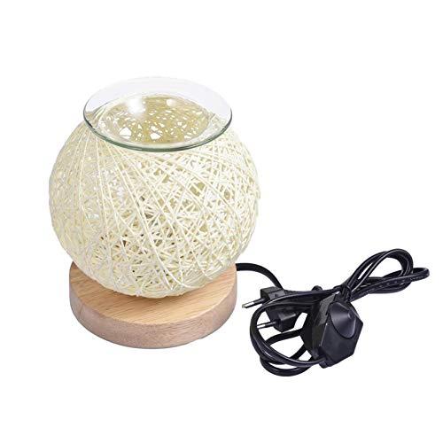raspbery Elektrischer WachswärmerBrennerschmelzer Sepak Takraw Aromalampe Wachs Schmelzlampe Elektrischer Wachs Heizofen Ofen Mit Süßer Atmosphäre Functional