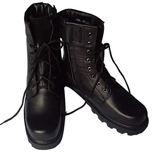 Zinniaya DA-089 Gummi Anti-Rutsch Feuerwehrstiefel Rettungsstiefel Schutzstiefel Anti-Pannenstiefel Labor Versicherung Schuhe