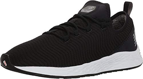 New Balance Fresh Foam Arishi Sport, Zapatillas de Running para Hombre, Negro Black/White, 40 EU