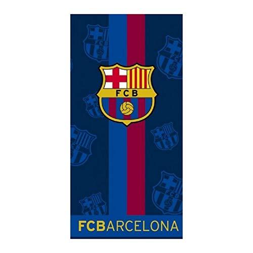 FC Barcelona - Toalla de playa (70 x 140 cm)