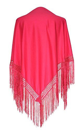 La Señorita Mantones bordados Flamenco Manton de Manila colores diferentes