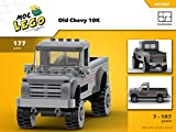 Old Chevy 10K (Instruction Only): MOC LEGO (English Edition)