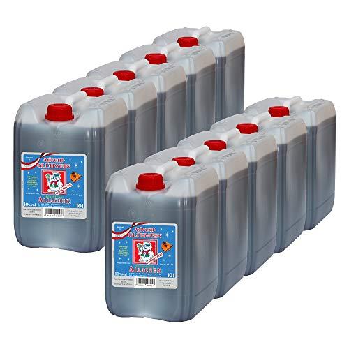 Glühwein 10 % vol., trinkfertig, aus Österreich, 10er Pack (10 x 10-Liter-Kanister)