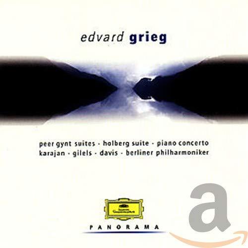 Peer Gynt Suites/ Holberg Suite/ Piano Concerto/ Lyric Pieces/ Norwegian Dances