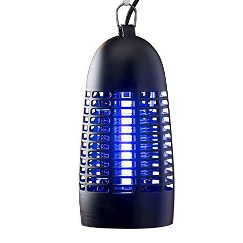 Oramics Insektenvernichter elektrische Insektenfalle für 35 m² Wirkungsbereich, 4 Watt-Leuchtstoffröhre In- und Outdoor geeignet - Mückenschutz, Mückenfalle, Insektenvernichter