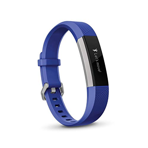 Product Image of the Fitbit Ace, Activity Tracker for Kids 8+, Electric Blue / Stainless Steel One...