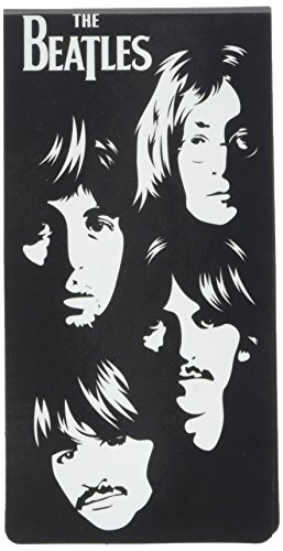 The Beatles Illustrated Faces Magnetic Bookmark [Import]