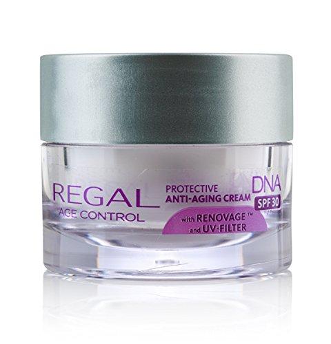 Regal Age Control Intensive Anti Falten DNA Tag Creme mit Hyaluronsäure und Renovage SPF30