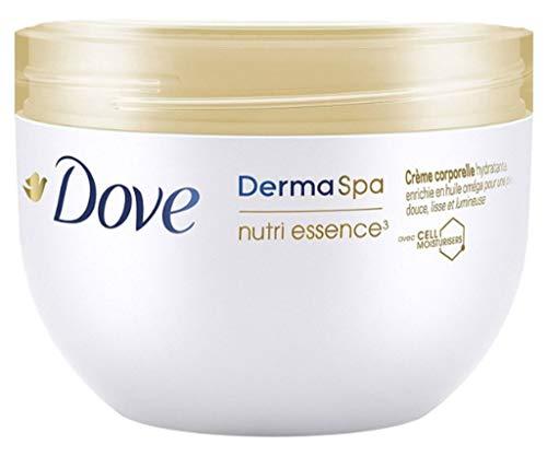 Dove Soin Dove Cream of DermaSpa Corps Nutri Essence 300ml (2er Pack) 1