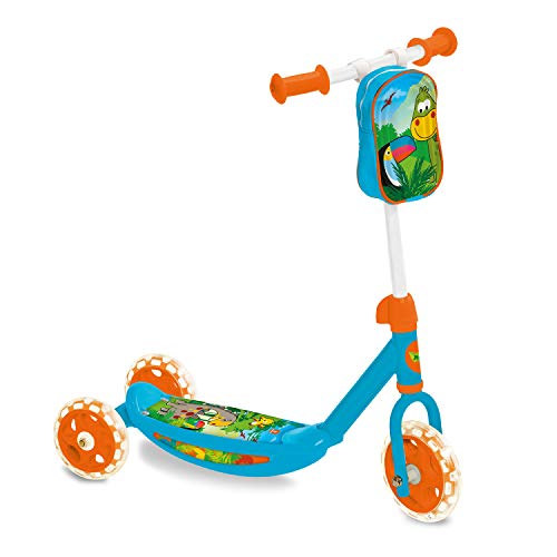Mondo Jungle My First Scooter Monopattino Baby 3 ruote