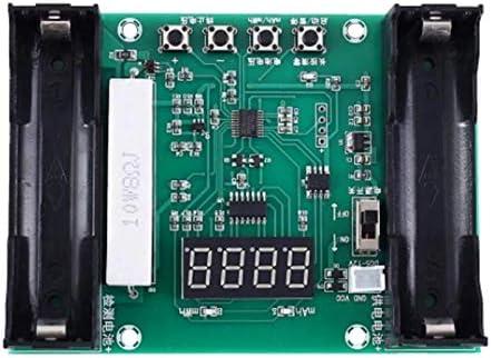 AKAT Battery Capacity Tester MAh MWh for 18650 Lithium Battery Digital Measurement Lithium Battery Power Detector Module