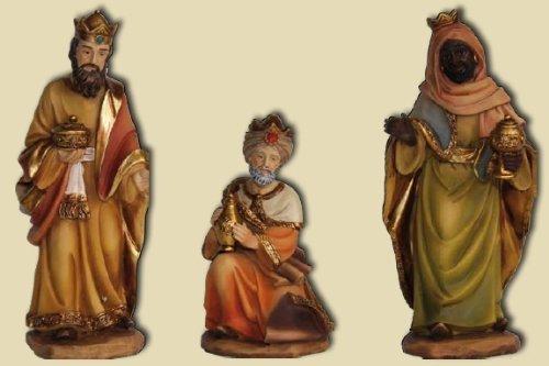 Heilige drei Könige, 3tlg. geeignet für 11cm Figuren