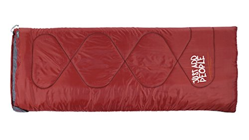 Easy Camp Chakra Schlafsack, Rot, One Size