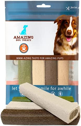 Variety Pack Dental Chew Bones 4 B Super popular specialty ! Super beauty product restock quality top! store - Peanut pc Butter