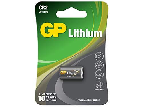 GP Photo Lithium Batterie CR2 3V