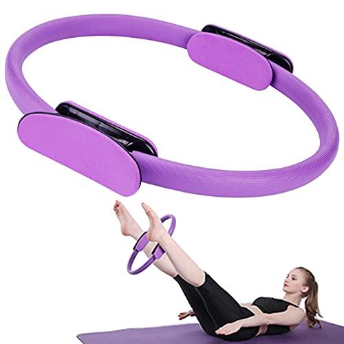 Cerchio per Pilates Anello da Pilates Ring Pilates Cerchio Pilates Ring Anello Yoga Ring Cerchio Pilates Ring Magic Circle Strumento per Training Per un Training di Forza e di Resistenza Efficace 38cm