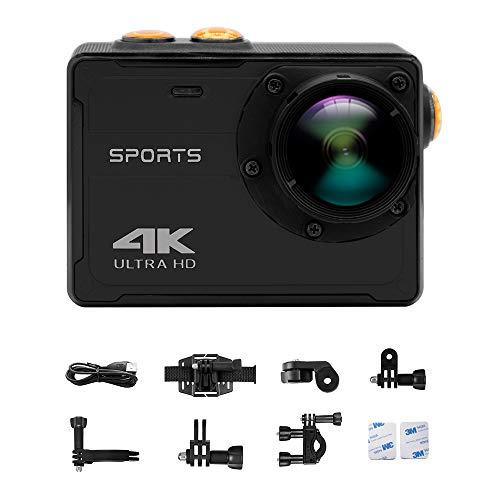 Vmotal GSV8580 4K WIFI Waterproof Sport Action Camera, Ultra HD/ 2.0 Inch...