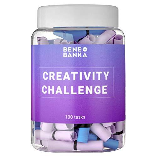 Jar of tasks Creativity Challenge