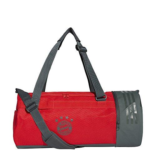 Adidas Fcb Du M Sporttas, 25 cm, 35 liter, rood (Rojo)