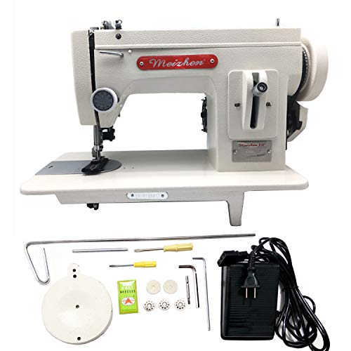 Find Bargain MZ-516 Portable Walking Foot Sewing Machine
