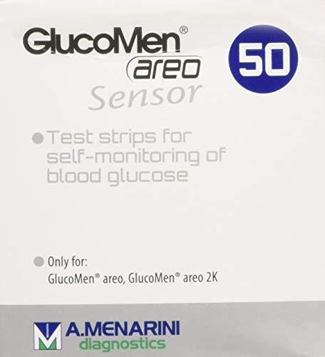 Glucomen AREO Glukose Diabetes Teststreifen (x50)