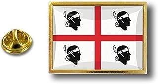 Spilla Pin pin's Spille spilletta Giacca Bandiera Distintivo Badge Sardegna