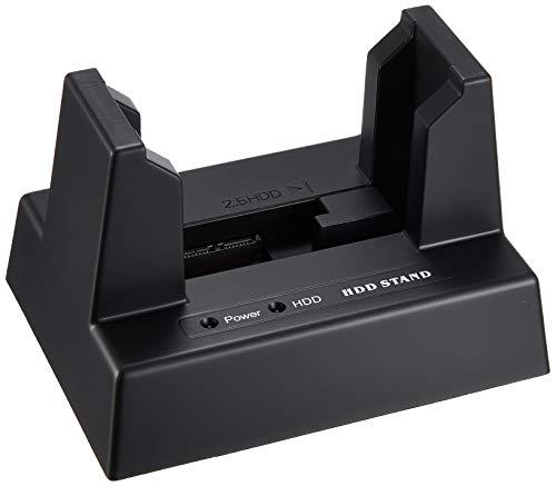 """アオテック ハードディスクスタンド SATA接続3.5/2.5""""HDD用 USB2.0接続モデル HDST-U1"""