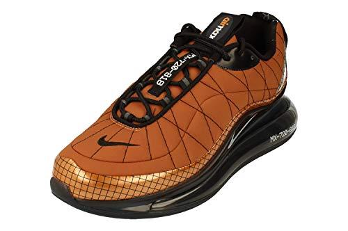 Nike MX-720-818, Scarpe da Corsa Uomo, Metallic Copper/White/Black/Anthracite, 42.5 EU