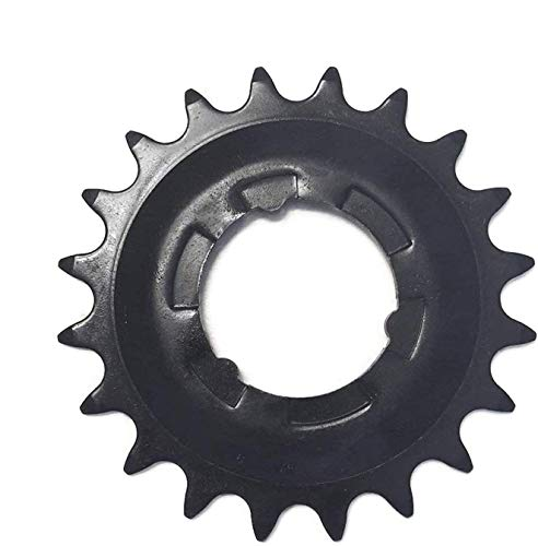 Shimano Pignon pour Moyeux de Roue Intérieure Sm-Gear 20 Dents 2,3 mm Noir ( Acz ) pour Nexus