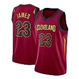 Maillot - Cleveland Cavaliers 23# Lebron James Maillots de Basket-Ball pour Hommes et...