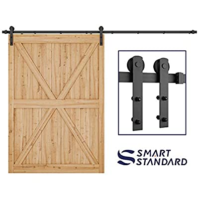 I Shape Sliding Door Hardware & Barn Door