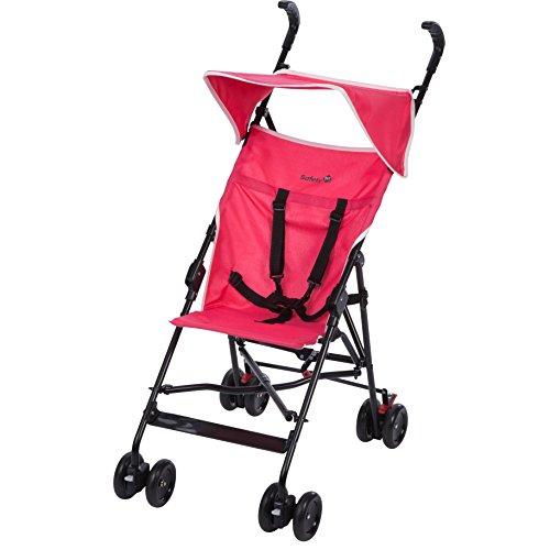 Safety 1st Peps con capota - Silla de paseo, color pink moon