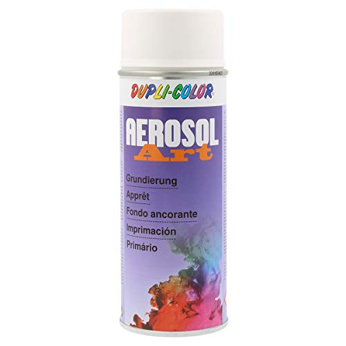 Dupli-Color 158995 Aerosol Art Grundierung 400 ml, weiß