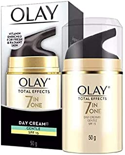 OLAY TOTAL EFFECTS 7IN ONE DAY CREAM SPF15【GENTLE】50g [並行輸入品]