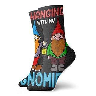 Gnomes Printed Novelty Casual Womens