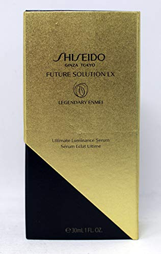 Shiseido Legendary Enmei Ultimate Luminance Serum Anti-Aging Gesichtsserum, 30 ml