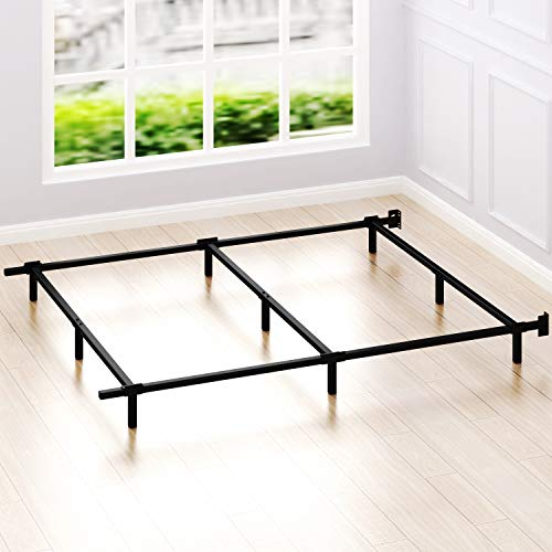 Best Price Simple Houseware Stable Bed Frame, Queen