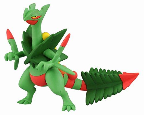 Takaratomy SP-29 Official Pokemon X and Y Mega Sceptile Figure
