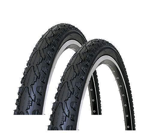 KENDA 2 X K-935 Cubierta de Neumático Rueda Negro 16 X 1.75-47-305