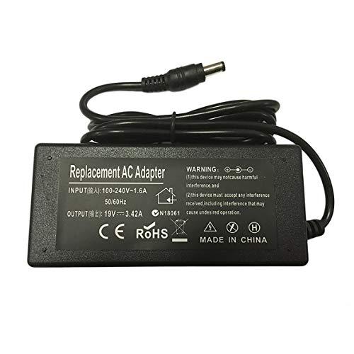 Heaviesk Laptop Netzteil Ladegerät für Toshiba Satellite L500 L650 L670 L750D L850