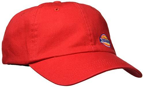 Dickies Herren Willow City Baseball Cap, Rot (Fiery Red Fr), One (Herstellergröße:one Size)