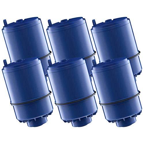 YIGIAO Wasserfilter, kompatibel mit Pur Rf-9999 Wasserhahn-Ersatzwasserfilter (6er Pack)
