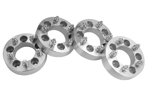 4 Jeep Grand Cherokee Wheel Spacers Adapters 1.5 inch thick fits ALL WK Jeep Grand Cherokee Models