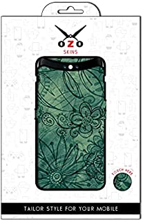 لاصقة حماية من اوزو بشكل الورد الاخضر لموبايل Vivo Y51