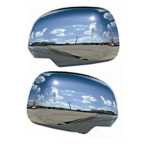 Miaomiaogo Replacement for Mercedes Benz W222 W205 A0998100016 Right Passenger Side Heated Mirror Rearview Mirror Glass