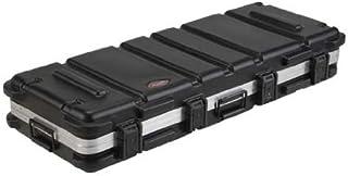 SKB ATA 61-Note Keyboard Case with Wheels, TSA Locking, Trig