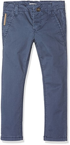 NAME IT Nittimber Slim/xsl Dnm Chino Nmt Noos - Pantalon - Bébé garçon - Bleu (Dress Bleus Dress Bleus) - 98