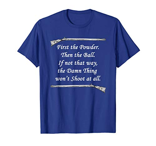 Flintlock and Muzzleloading Shirt for Black Powder Hunters